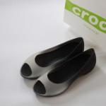 クロックスってかかと痛くならない?靴ずれ改善法。