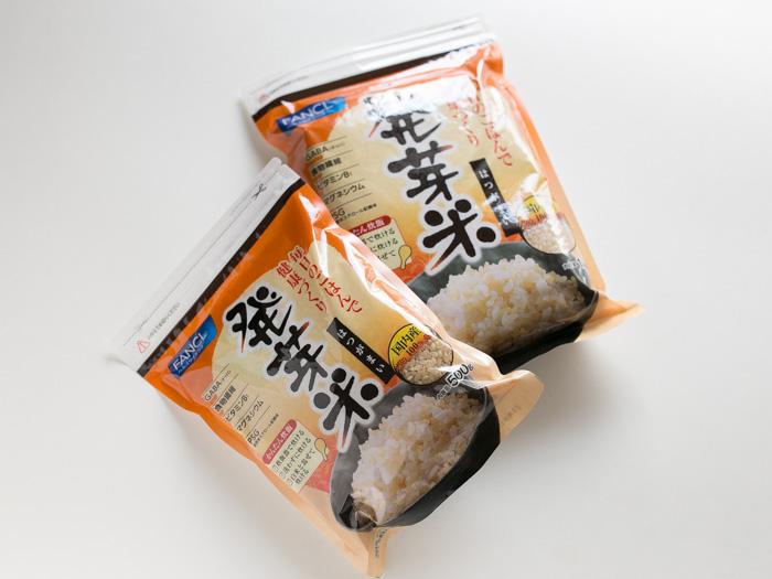 ファンケル発芽米食べた感想など