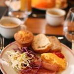 二日目クラブメッド、朝食と昼食。