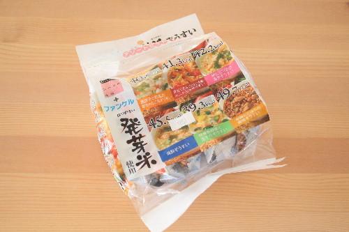 ファンケル発芽米粥
