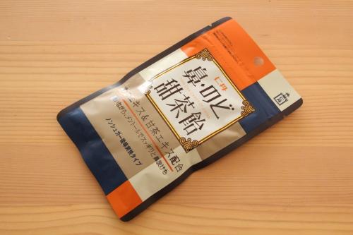 仁丹堂 鼻のど甜茶飴