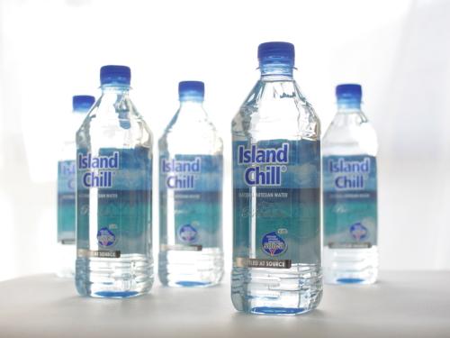 アイランドチル水
