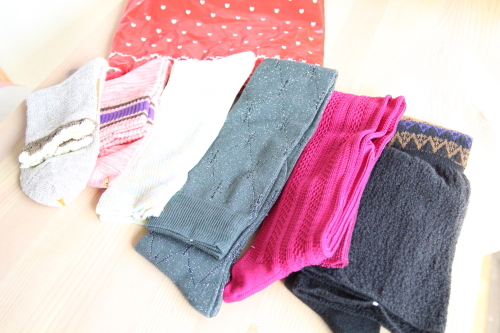 靴下屋の福袋2012