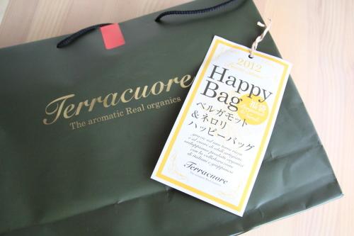 テラクオーレの2012年福袋