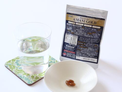 アマニ油サプリは1日3粒