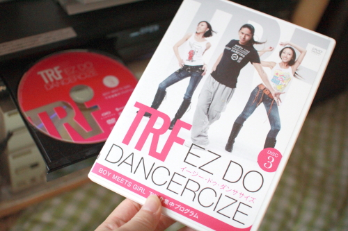 TRF EZ DO DANCERCIZE