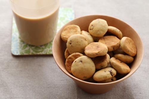 糖質オフホットケーキミックスを使ったクッキー