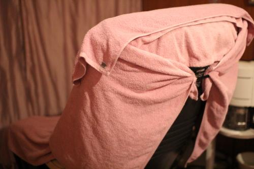 エステサロン プルマージュ エステを施す時に寝る椅子