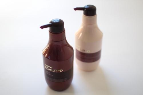 スカルプD 女性用薬用シャンプーとパックコンディショナー