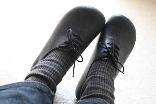 merrell靴履いてみた