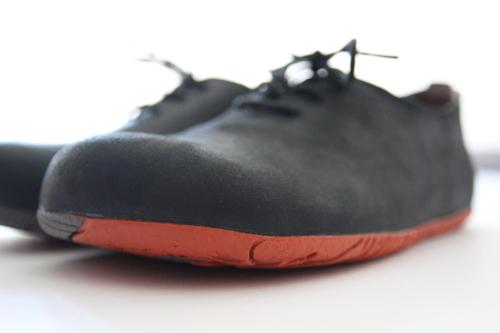 merrellフラットな靴底