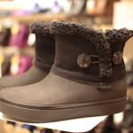 クロックスの2013秋冬ブーツ見てきたよ〜