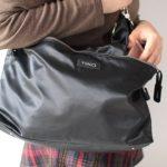めっちゃ使いやすくてポケットも多いイザック(Y'SACCS)の2WAYバッグ