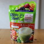 野菜成分の置き換え食ダイエット、スリムアップスリムのスムージー買ってみた