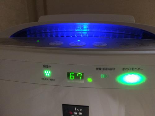 シャープ加湿器空気清浄機