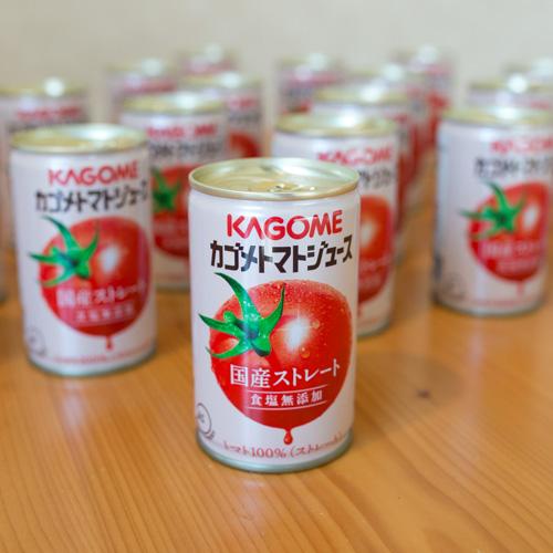 カゴメトマトジュースストレート