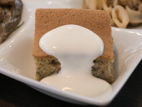 ライザップ監修 糖質オフの紅茶シフォンケーキ