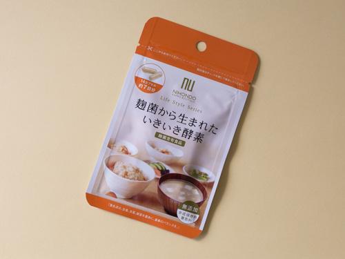 薬日本堂 麹菌から生まれたいきいき酵素