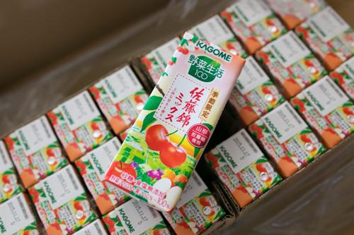 kagome野菜生活佐藤錦ミックス