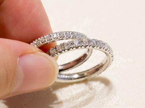 ブリリアンスプラスの新作結婚指輪