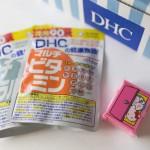 dhcドラえもんキティちゃんのサプリメントケース