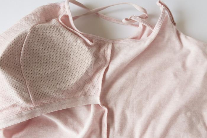 無印良品 マタニティブラ+マタニティショーツと西松屋ハーフトップブラ2枚まとめて 授乳に便利コットンクロスオープン出産準備授乳ブラ