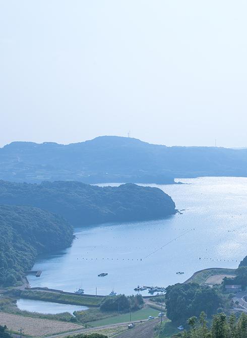 オーガニックパールを生み出す海