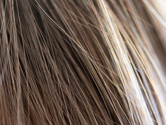 ミネコラ3を3ヶ月使用した髪の毛