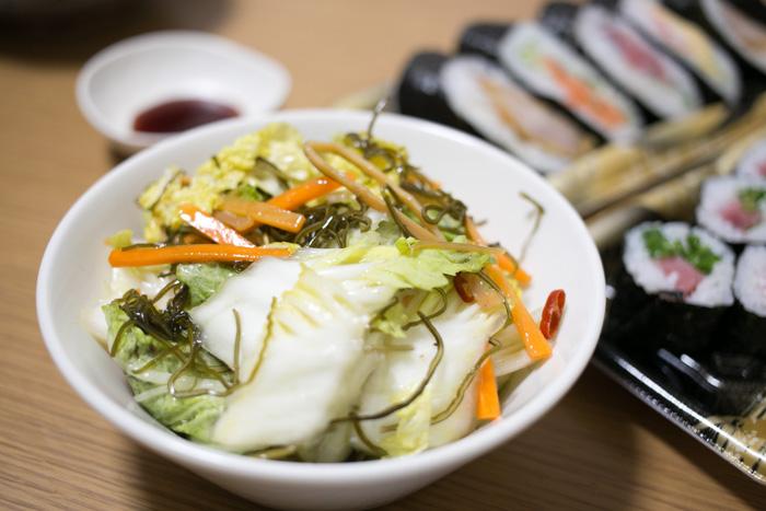 パルシステムの白菜