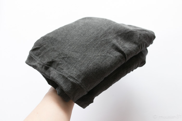 シルクのパジャマ