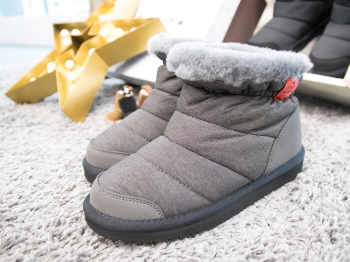 ベルーナ&ベアパウのブーツ