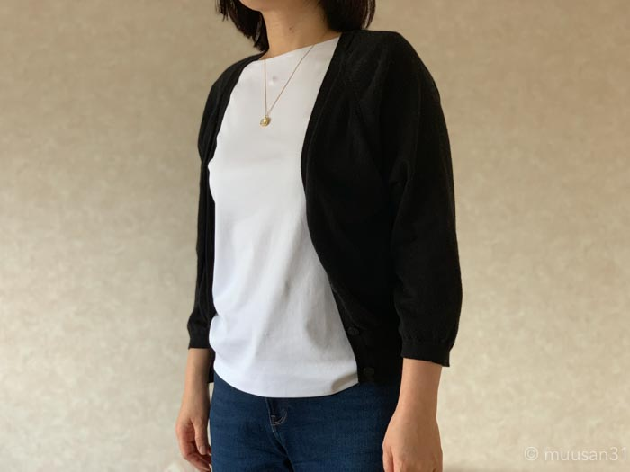 ドゥクラッセTシャツ(ダブルフロントTシャツ)