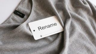 remameで洋服を買ってみました